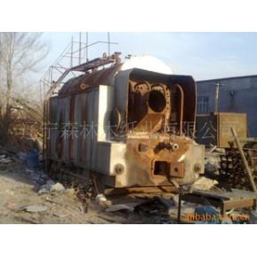 【出售2手锅炉】4吨燃煤锅炉一台