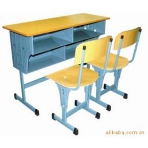 双人课桌椅(经久耐用美观大方)