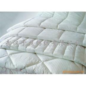 酒店床上用品漂白被芯,云丝被,枕芯