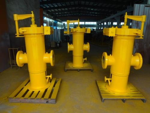 上海天信生产-燃气过滤器