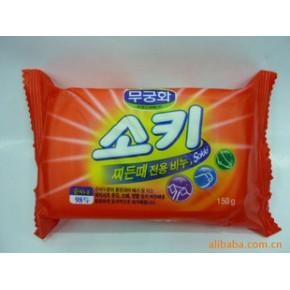 韩国进口吴琼花超强去污皂75g 韩国商品批发供应