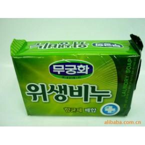 韩国进口吴琼花抗菌洗衣皂230g 韩国商品批发