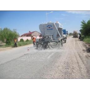 北京冷再生专用智能型散装水泥撒布机