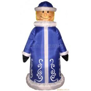 俄罗斯王子 户外装饰品工艺品 圣诞礼品 气模 充气