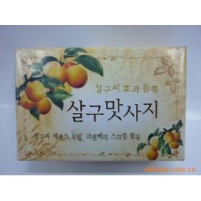韩国进口LG杏仁香皂100g 韩国商品批发供应