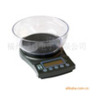 电子厨房秤/厨房秤/带1升碗厨房秤