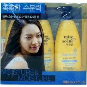 韩国进口太平洋美妆仙爱茉莉干性保湿洗护套