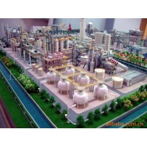 化工厂模型,模型