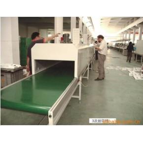 塑胶制品发热管烘干线 丝印线