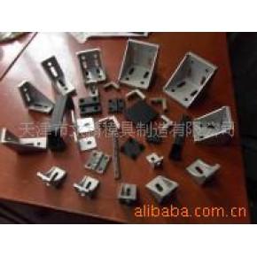 定制铝合金型材配件 热成型模