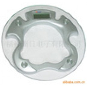 福州福日电子人体秤,10MM厚玻璃秤盘.