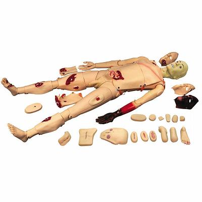 全功能创伤护理人模型,创伤护理模拟人
