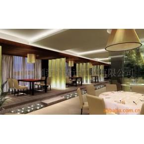 酒店空间室内设计、装修设计、效果图制作