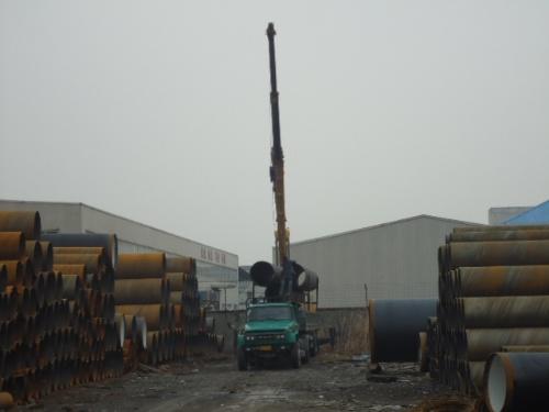 杭州邓氏钢管制造有限公司 螺旋管、大口径厚壁直缝管、热扩管