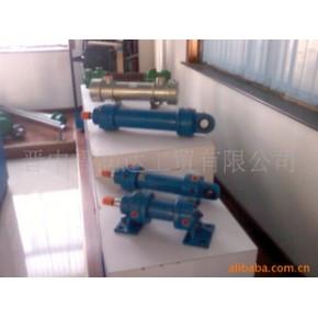 油缸 汽缸 伸缩式液压缸