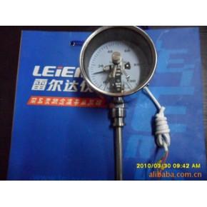 雷尔达、上海仪川牌  电接点 双金属温度计
