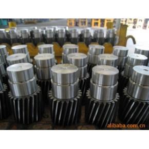 (加工)供应齿轮轴 CNC加工中心