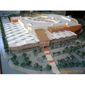 科威特360度大型商贸中心,模型
