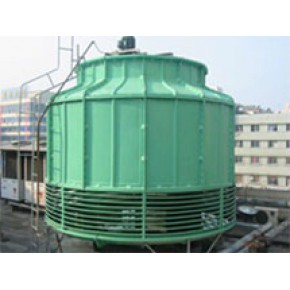 逆流式玻璃钢冷却塔 天津