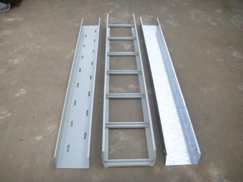 天虹牌铝合金梯级式电缆桥架及配件