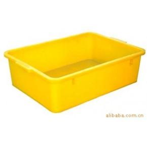 水产加工用塑料冷冻盒 冷冻盒 冷冻盆