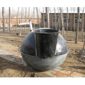 定制沼气罐 制造沼气 玻璃钢