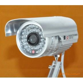 新 520线高清 监控摄像机 枪型 红外 防水