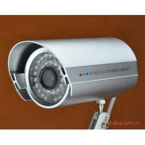 新 420线高清 监控摄像机 枪型 红外 防水