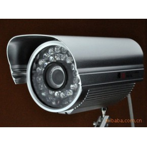1/3 sony  520线红外防水监控摄像机