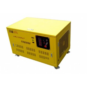 25KW可连续工作汽油发电机