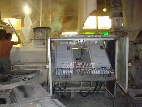 河南造粒机节能改造用高频电磁加热器