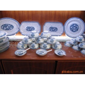 景德镇陶瓷骨瓷/白瓷餐具
