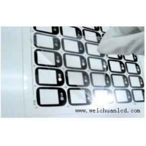 硅胶保护膜(可分:低粘、中粘、高粘)