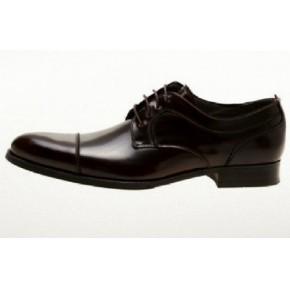 软皮面系带皮鞋型号EC7246