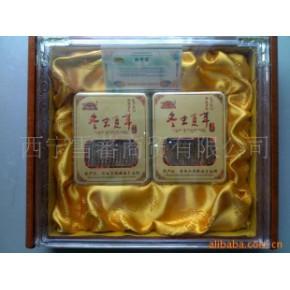 青海丹噶尔牌精装礼盒冬虫夏草10克(32根)