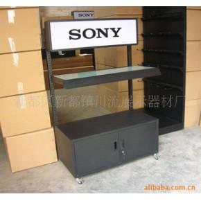 〔定做〕SONY数码产品金属展示柜展示架
