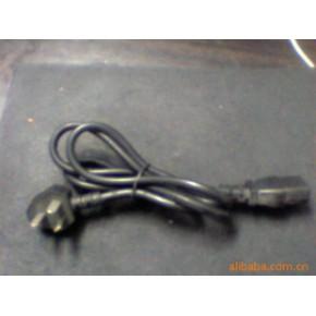 本公司专业生产插头电线 插头电线