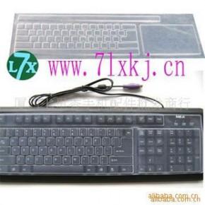 台式机键盘保护膜,台式机通用键盘膜,标准键盘膜
