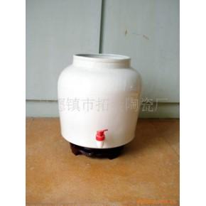 景德镇高温陶瓷酒坛/饮水机水罐
