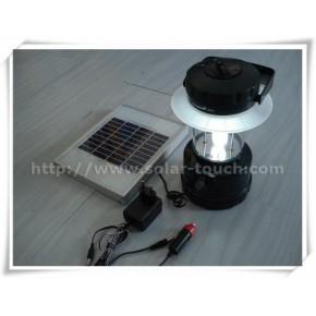 太阳能野营灯(U型灯管)-STJ001