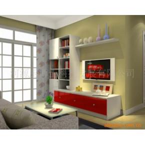 博比莱客厅家具整套PPL-010(板式家具)
