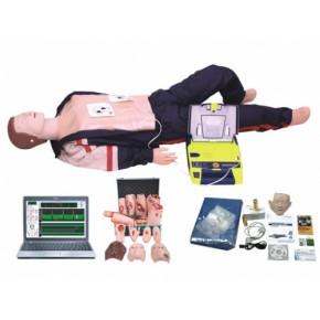 电脑高级心肺复苏、AED除颤仪、创伤模拟人 医学模型 急救模型