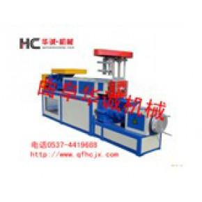 全自动塑料造粒挤出成型机供应 废旧塑料颗粒机180型成套设备曲阜华诚机械