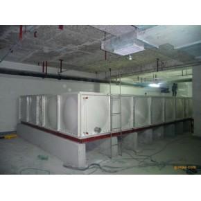 兰州水箱SMC组合式螺丝连接水箱-生活水箱