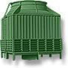 逆流式冷却塔价格低质量好来德州永兴空调厂
