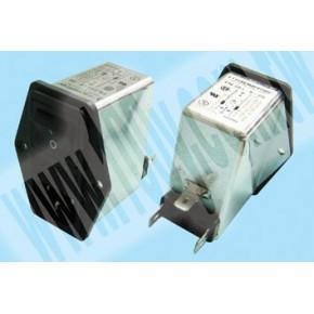 Schaffner紧凑型电源输入模块(滤波器) FN284-6-06