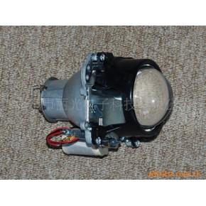 2.6寸外置电磁铁双光透镜 鱼眼镜