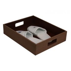 【图】酒店皮制鞋篮§客房皮制鞋篮设计§小额定做