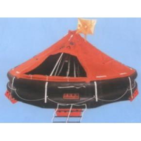船用气胀救生筏