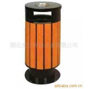 【光达】环保ZD061钢木垃圾桶、果皮箱